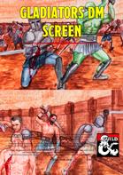 Gladiators DM Screen