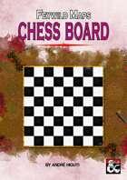 Feywild Maps: Chess Board Table