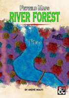 Feywild Maps: River Forest