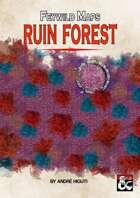 Feywild Maps: Ruin Forest