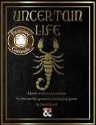 Uncertain Life - Solo Adventure (Fantasy Grounds)
