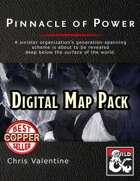 Pinnacle of Power, Digital Map Pack