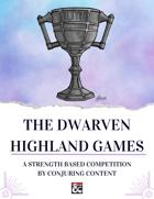 Dwarven Highland Games