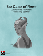 The Dame of Flame