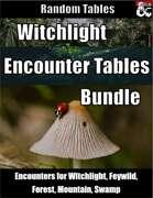 Witchlight Encounter Tables Bundle [BUNDLE]