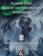 Rime of the Frostmaiden Companion - The Complete Edition (Fantasy Grounds)