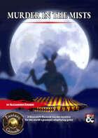 Murder in the Mists VTT Module (Fantasy Grounds) + PDF [BUNDLE]
