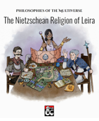 Philosophies of the Multiverse - The Nietzschean Religion of Leira