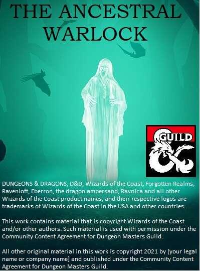 Warlock Patron - Ancestors