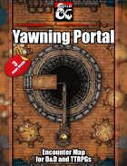 The Yawning Portal - 3 maps - Jpgs & Fantasy Grounds .mod