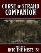 Curse of Strahd Companion 1: Into the Mists