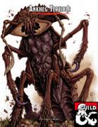 Monstruos: Ankheg Terrible