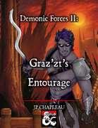 Demonic Force II: Graz'zt's Entourage