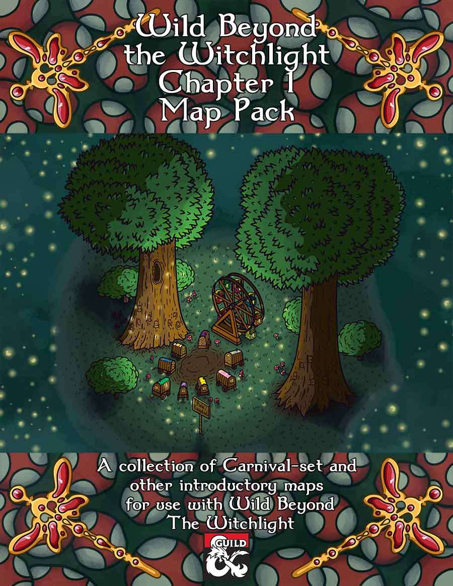 Wild Beyond the Witchlight Chapter 1 Map Pack
