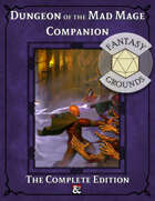 DotMM Companion: Complete Edition (Fantasy Grounds) [BUNDLE]