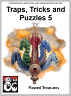 Traps, Tricks and Puzzles 5