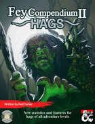 Fey Compendium II: Hags (Fantasy Grounds)