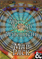 The Wild Beyond the Witchlight Map Pack