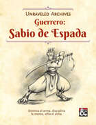 Guerrero: Sabio de Espada