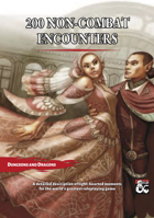 200 Non-Combat Encounters