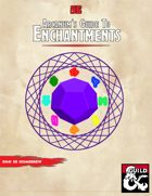 Arcanum's Guide To Enchantments