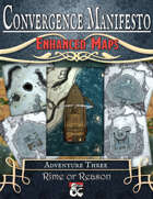 Convergence Manifesto Enhanced Map Pack: Adventure 3