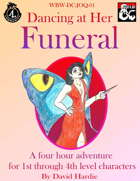 Dancing at Her Funeral (WBW-DC-JOQ-01)