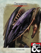 Monstruos: Necrocuervo