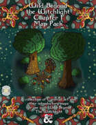 Wild Beyond the Witchlight Chapter 1 Map Pack (Fantasy Grounds)