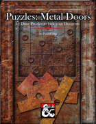Puzzles: Metal Doors