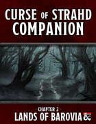 Curse of Strahd Companion 2: The Lands of Barovia