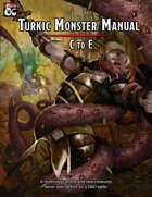 Monster Manual for Turkish Myths #02
