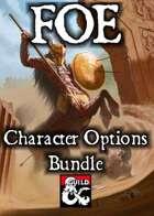 FOE Character Options [BUNDLE]