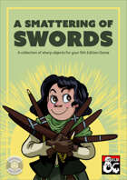 A Smattering of Swords (Fantasy Grounds)