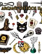Arcane Tattoos II