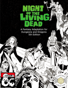 Night of the Living Dead (Fantasy Grounds + PDF Bundle)