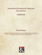 AD&D5E: The Human