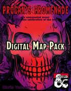 Procan's Promenade, Digital Map Pack