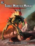 Turkic Monster Manual #03