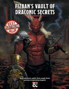 Fizban's Vault of Draconic Secrets