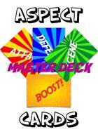 Aspect Cards (Master Deck)