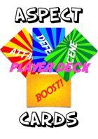 Aspect Cards (Player Deck)