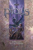 Ptolus: Monte Cook's City By The Spire (Ptolus Core)