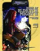 Book of Eldritch Might II: Songs and Souls of Power