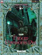 Fanum Daemonis Dei (Italian)