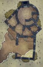 499 Dathin's Keep (Virtual Tabletop Maps)