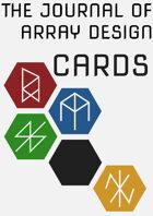 Journal of Array Design Volume 2 Cards