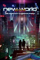 New World: 2D6 Adventure in a Cyberpunk America
