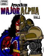 Attack Nations Major Alpha Vol 1