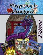 Playground Adventures Gaming With Kids [BUNDLE]